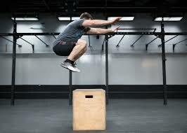 High Box Jump