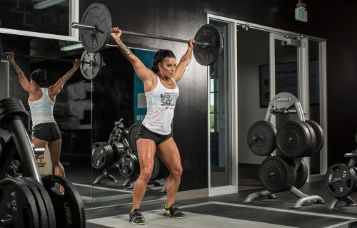Olympic Lifts: Snatch And Power Clean